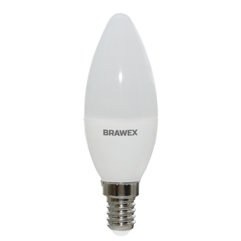 лампа свеча 0707G-B35S-7/E14