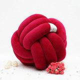 """Декоративная узловая подушка """"Fist"""", артикул 1600001180146, производитель - Nice Pillow"""