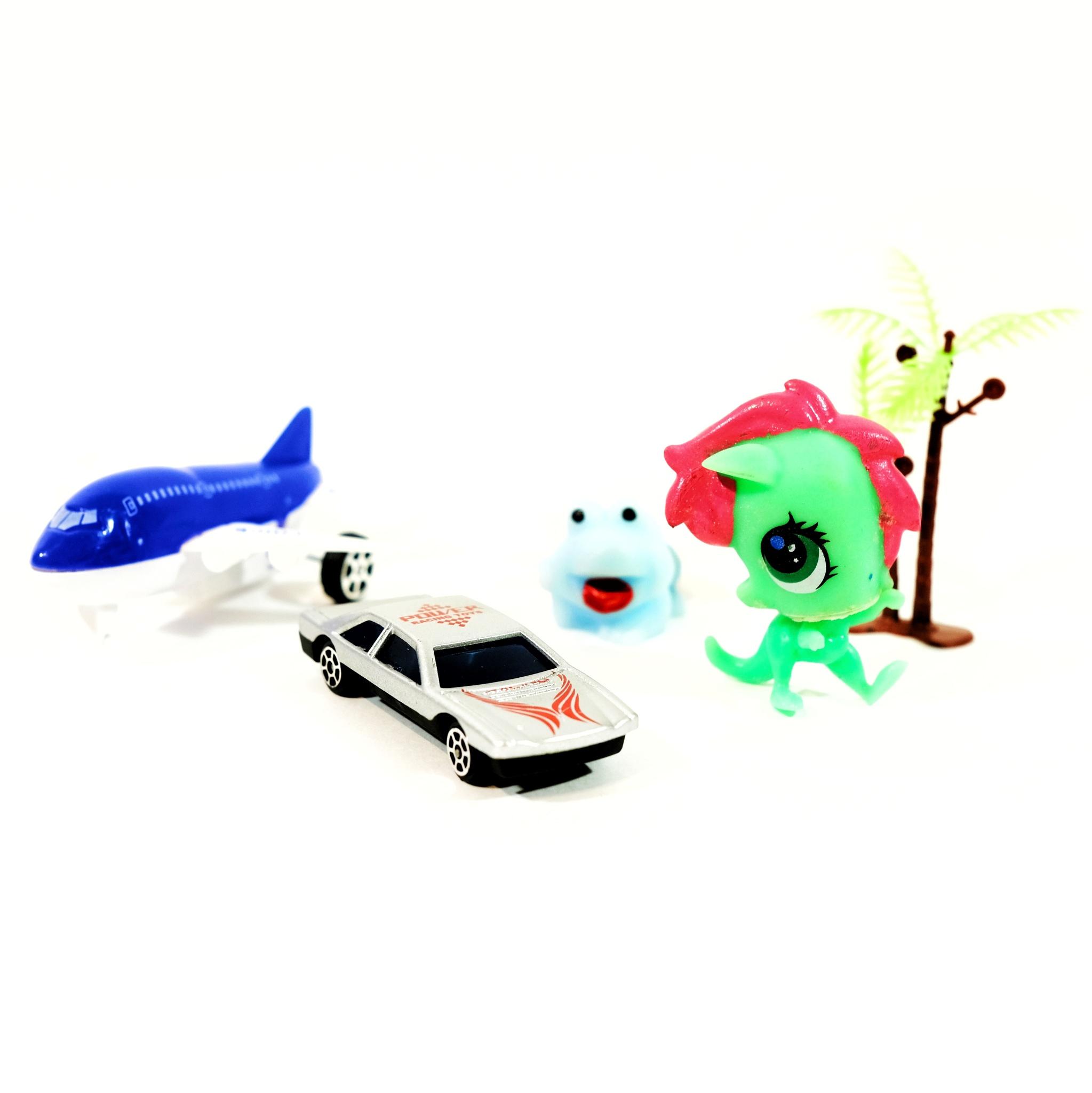игрушки для детей в путешествие