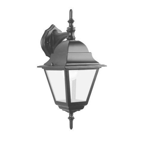 Светильник садово-парковый, 100W 230V E27 черный, 4202 (Feron)