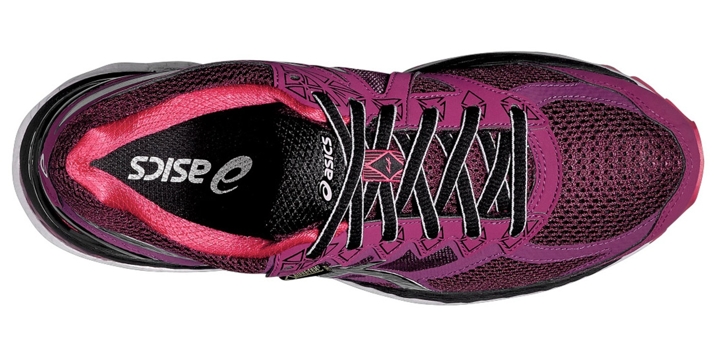 Женские кроссовки для бега Asics GT-2000 4 GT-X (T663N 3393) вишневые фото