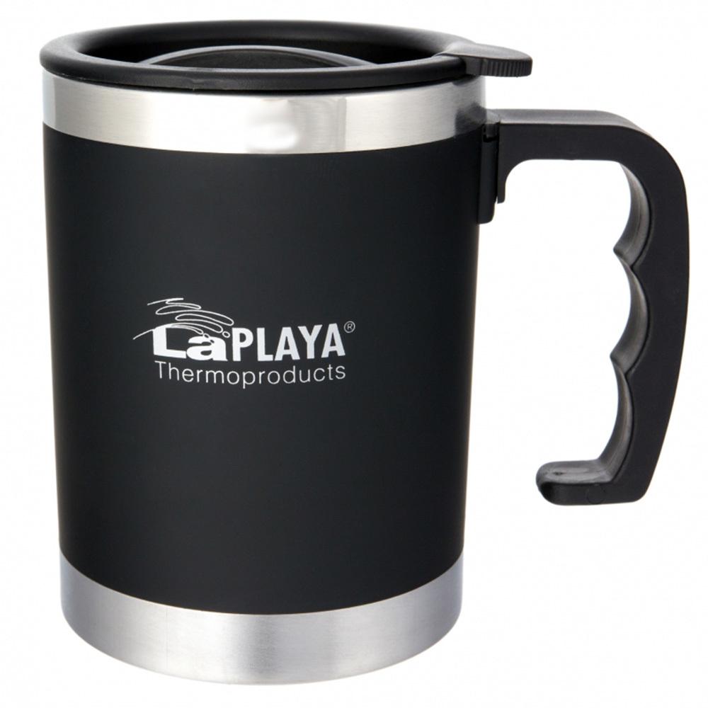 Термокружка La Playa TRM 3000 (0.4 литра) черная