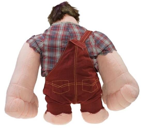 Ральф против интернета игрушка Ральф