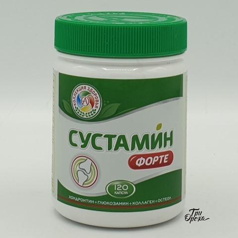 Препарат для суставов и связок SUSTAMIN FORTE, Академия-Т