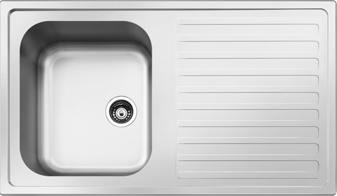 Кухонная мойка Smeg LLR861-2