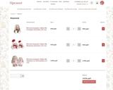 Шаблон интернет магазина - Презент