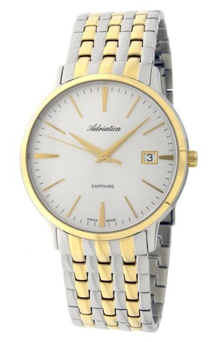 Купить Наручные часы Adriatica A1243.2113Q по доступной цене