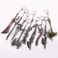 Брелок World of Warcraft Metal Keychain series 2
