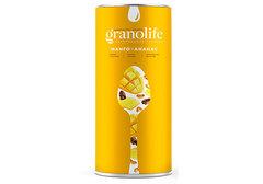 Гранола с манго и ананасом Granolife, 400г