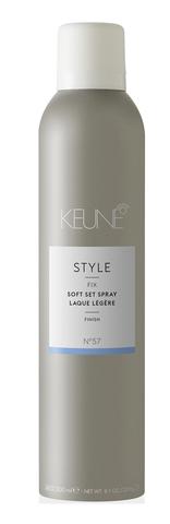 Keune Стиль Лак для волос софт STYLE SOFT SET SPRAY 300 мл