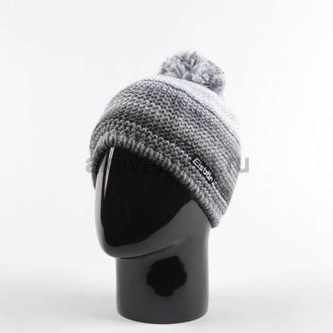 шапка Eisbar kunita pompon