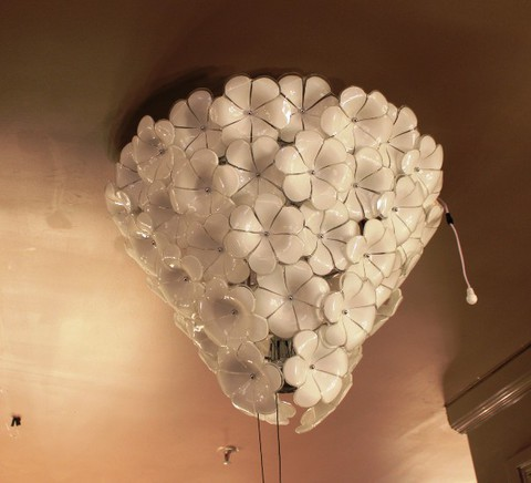 replica  Alwin ceiling lamp D75