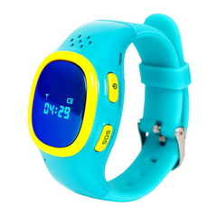 Детские часы с GPS EnBe Children Watch 2 WiFi
