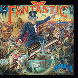 Elton John / Captain Fantastic And The Brown Dirt Cowboy (LP)