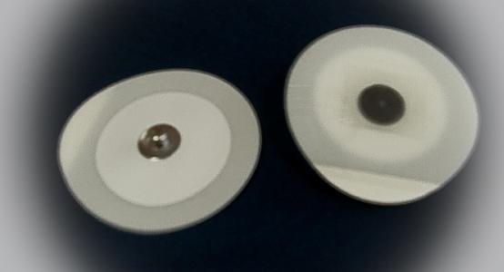 Электрод  ЭКГ 43х45мм, одноразовый, F9079RU, Fiab