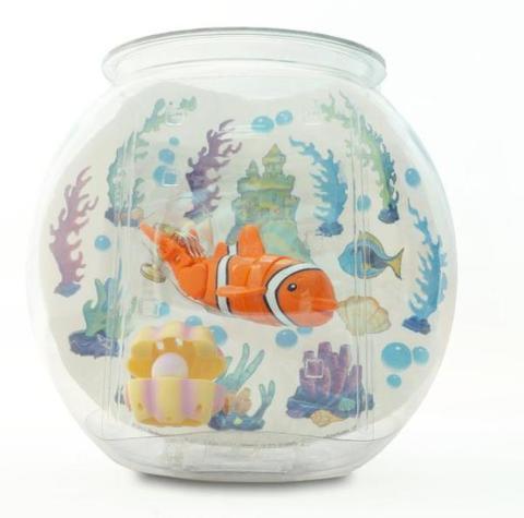 Рыбка-акробат с аквариумом Redwood (126215-1)