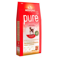 Meradog Pure Turkey&Potato