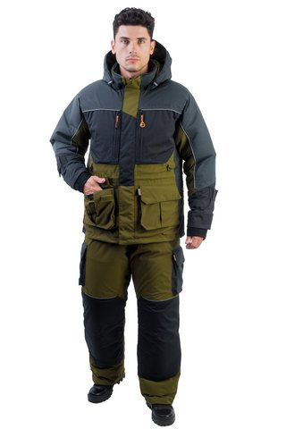 Зимний костюм-поплавок Азимут -40 (Таслан)