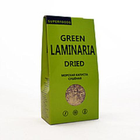 Ламинария Green Laminaria Dried 100гр