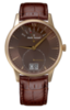 Купить мужские наручные часы Claude Bernard 34004 37R BRIR по доступной цене