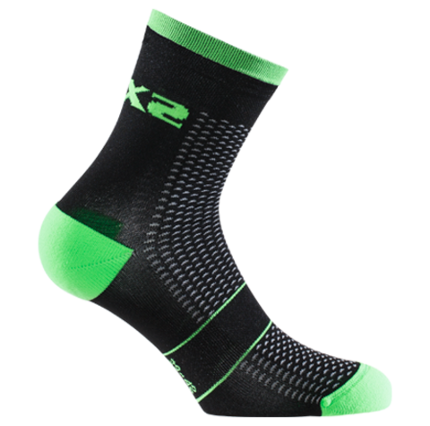 Sixs, Носки для бега Run S, зеленый