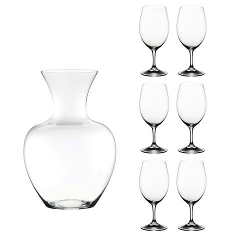Набор для вина Magnum 530 мл  + Gift  Apple Decanter 1500 мл артикул 5408/35. Серия Ouverture