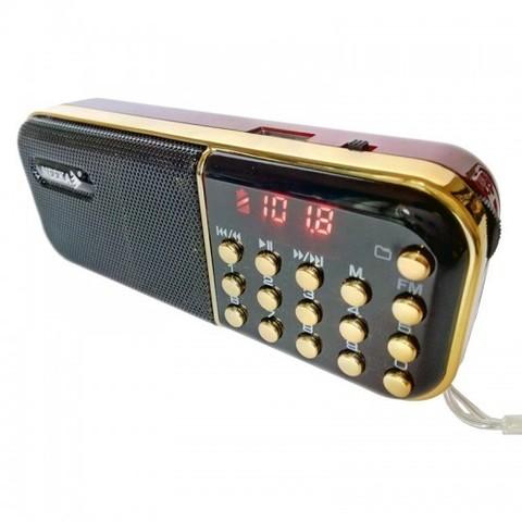Портативная колонка Neeka NK-928UA MP3/FM/MicroSD/USB