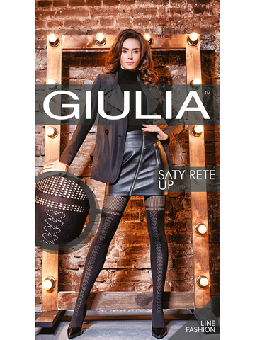Колготки Saty Rete Up 02 Giulia