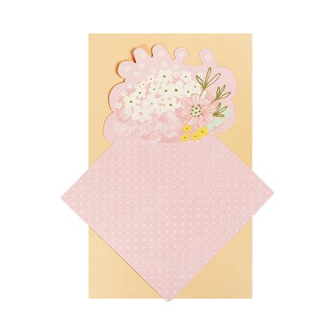 Открытка Tender Pink