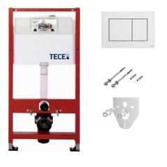 Инсталляция для унитаза с клавишей Tece TECEnow К400400 фото