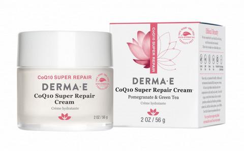 Крем супервосстанавливающий с коэнзимом CoQ10 / 56 г (Derma E)