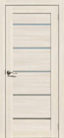 > Экошпон La Stella 206, стекло матовое, цвет ясень снежный, остекленная