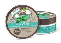 Крем для ног Антибактериальный с охлаждающим эффектом, 150ml ТМ Bliss Organic