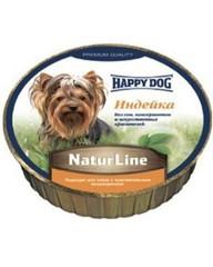 Паштет для собак Happy Dog Индейка
