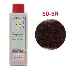 CHI Ionic Shine Shades Liquid Color 50-5R (Средний натуральный красно-коричневый) - Жидкая краска для волос