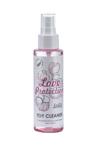 Лосьон TOY CLEANER LOVE PROTECTION 110 мл