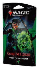 Тематический бустер «Core set 2020» (зелёный) на английском языке