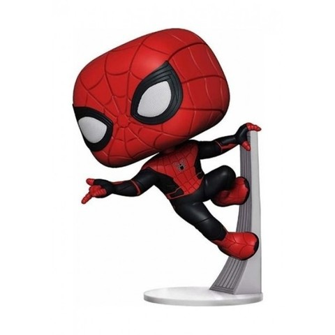 Фигурка Funko POP Spiderman Far From Home - Spiderman in Update Suit