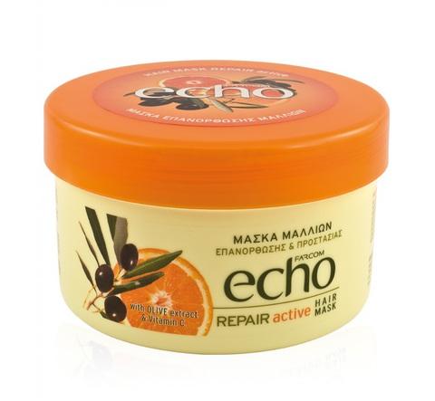 Маска для волос Echo восстанавливающая 250 мл