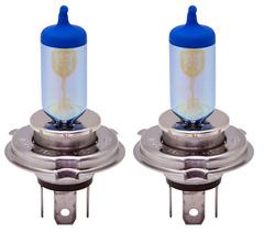 Галогенные лампы MTF Light PALLADIUM H4 100/90W