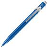 Шариковая ручка Carandache Office Popline Metal-X синий (M) чернила: синий (849.640) шариковая ручка carandache office popline белый m чернила синий 849 502