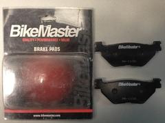 Колодки тормозные Bikemaster 96-1138
