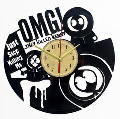 Южный парк Часы из Пластинки — Кенни