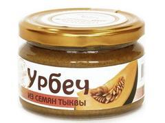 Урбеч из семян тыквы, 200 гр. (Житница здоровья)