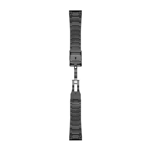 Титановый ремешок Garmin QuickFit 26 мм серый