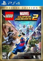 Sony PS4 LEGO Marvel Super Heroes 2 - Deluxe Edition (русские субтитры)