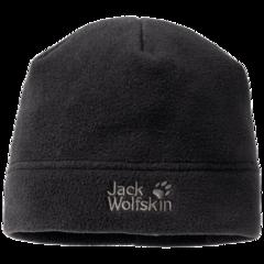 Шапка флисовая Jack Wolfskin Vertigo Cap black
