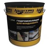 Мастика битумная AquaMast для фундамента