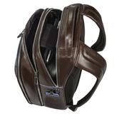 Рюкзак Piquadro Blue Square коричневый телячья кожа (CA1813B2/MO)