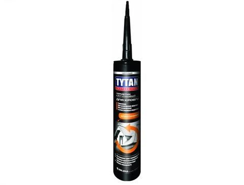 Герметик каучуковый для кровли прозрачный Tytan 310мл